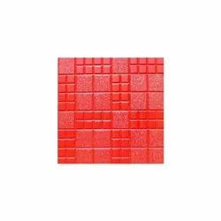Red Exterior Wall Tile
