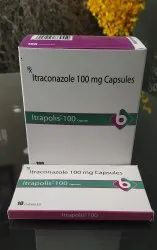 Itraconazole 100 Mg (Pellet Form)