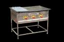 Ss304 Chapati Puffer For Restaurant, Model Name/number: Cpt