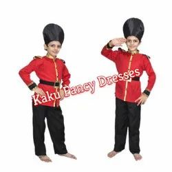 Kids British Guard Costume