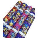 Mickey Mouse Printed Curtain