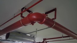 Ms Fire Protection Pipe, for Commercial