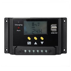 LCD Solar Charge Controller