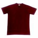 Mens Plain Crew Neck T-Shirt