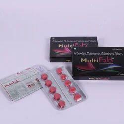 Multifab Multi- Mineral Tablets