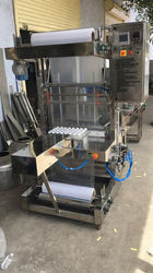 Semi Automatic Ahmedabad Mineral Water Bottle Packing Machine, 24 Kw, ISI