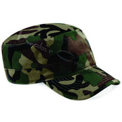 6fde27b102da4 Cotton Polyester Air Force Caps, Rs 225 /piece, Kishan Enterprises ...