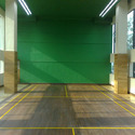 Laminated Badminton Wooden Flooring