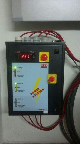 10kva 3 Phase Equipower- Home Voltage Protector at Rs 20300 /number ...