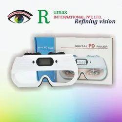 Matronix Digital PD Ruler