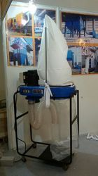 European Portable Dust Collector -1.5HP