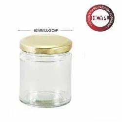 200 Ml Glass Jar