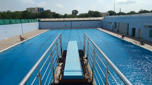 Competition Swimming Pool Construction Services In Nanded