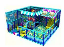 Rectangular Soft Play Equipment