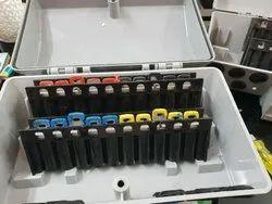 kmi 6 Way Plastic Spring Loaded Distribution Box, Automation Grade: Manual, Model Name/Number: kmi