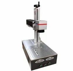 Gold Laser Marking Hallmarking Machine