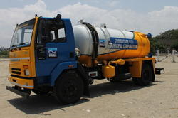 Sewage Suction Vehicle
