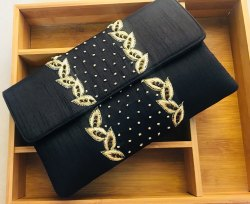 Black Evening Clutch Bags