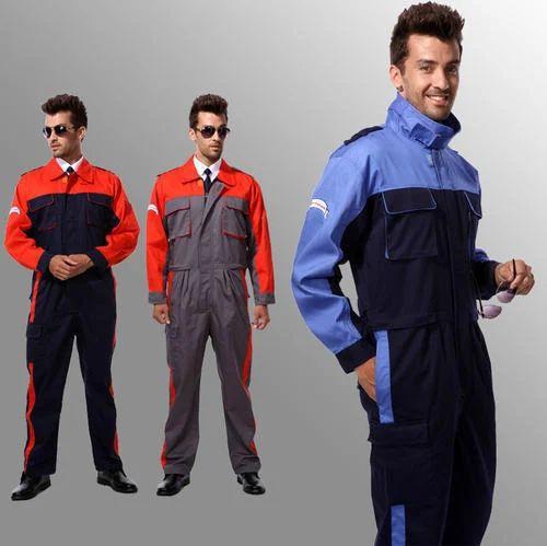 Industrial Uniforms - Corporate Uniform Manufacturer from Noida