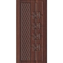 Fai Wood Laminated Membrane Hinged Wooden Door