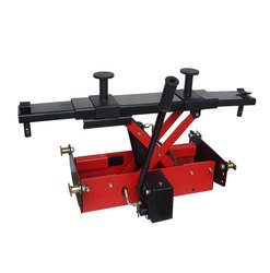 Car Wheel Alignment Pit Jack