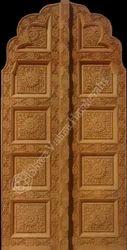 Wood Standard Carving Door