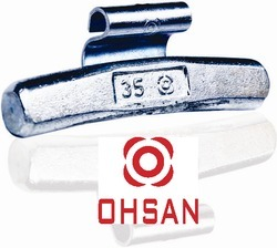 Ohsan Steel Lead Free Wheel Balancing Weight