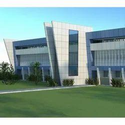 Autocad Interior Architectural Designing Service, For Outdoor, in Delhi