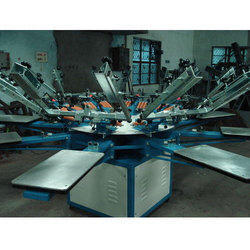 Carosul Garment Printing Machine