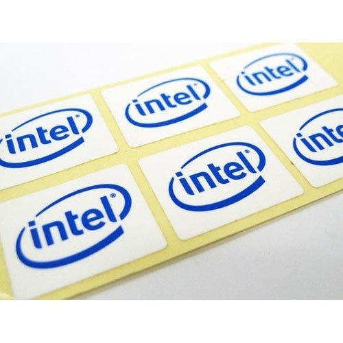 Printed PVC Sticker, Packaging Type: Packet
