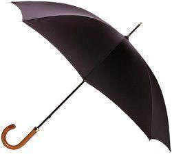 Men's Umbrella with Wooden Handle