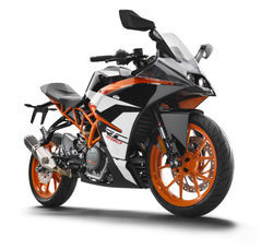 KTM RC390 Motorcycle