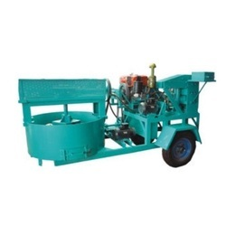 Diesel Operated Fly Ash Brick Making Machine