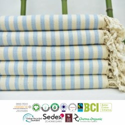 Organic Cotton Baby Beach Towel