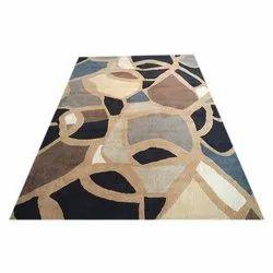 MKS INDIA Velvet Designer Floor Carpet