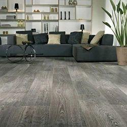 Oak Misty Grey Wooden Flooring