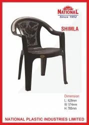 National Shimla Restaurant Chairs