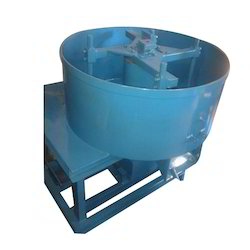 Roller Type Pan Mixer