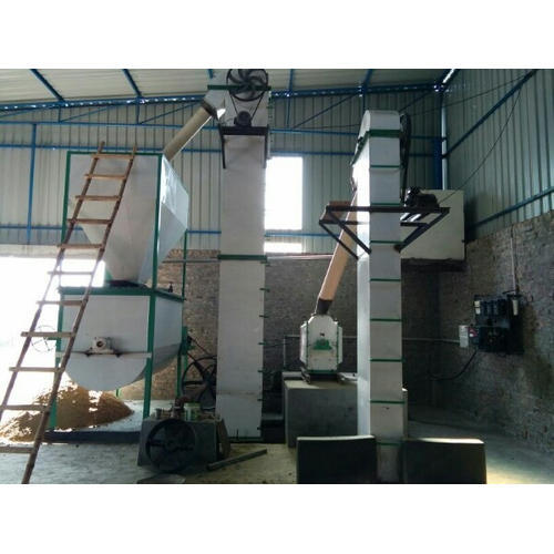 Feed Mixer Machines - Poultry mesh Feed Plant Manufacturer from Ludhiana