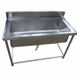 Stainless Steel Dish Wash Sink