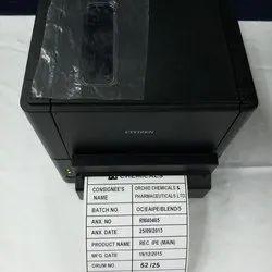 Citizen Barcode Printer CL-E 321
