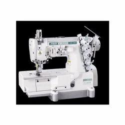 MAX 515CB 500-01 Interlock Flatlock 5 Thread Chain Stitch Sewing Machine
