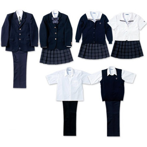 Winter Cotton School Uniforms