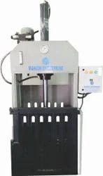 Waste Packaging Hydraulic Bale Press