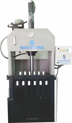 Waste Packaging Hydraulic Bale Press