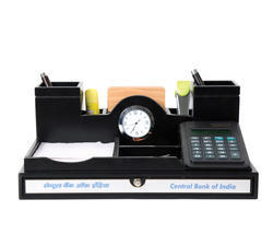 Multipurpose Pen Stand with Watch