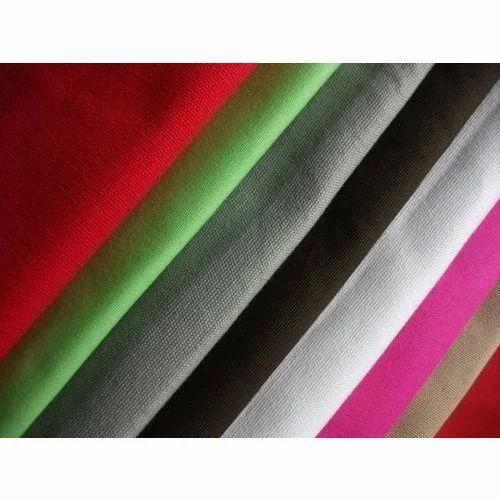 Dyed Organic Cotton Fabric