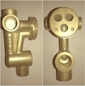 Brass  Diverter High Flow 40 MM