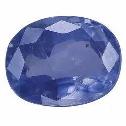 Stone Oval - Cut Natural Ceylon Blue Sapphire