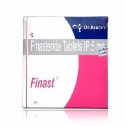 Finastride Tablets 5 mg